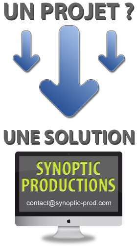 Contactez Synoptic Productions