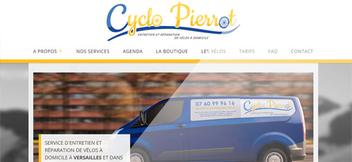 Cyclo Pierrot